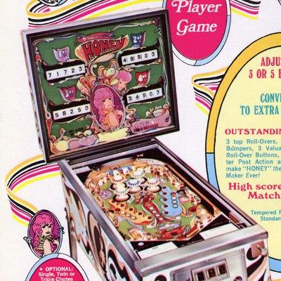 PinballPrice com - Williams Honey pinball machine