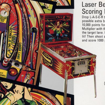 williams, laser ball, pinball, sales, price, date, city, condition, auction, ebay, private sale, retail sale, pinball machine, pinball price