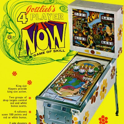 gottlieb, now, pinball, sales, price, date, city, condition, auction, ebay, private sale, retail sale, pinball machine, pinball price