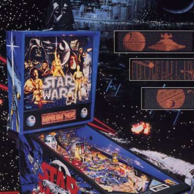 data east, star wars, pinball, sales, price, date, city, condition, auction, ebay, private sale, retail sale, pinball machine, pinball price