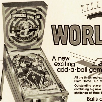 gottlieb, world series, pinball, sales, price, date, city, condition, auction, ebay, private sale, retail sale, pinball machine, pinball price
