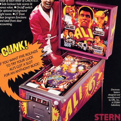 stern, ali, pinball, sales, price, date, city, condition, auction, ebay, private sale, retail sale, pinball machine, pinball price