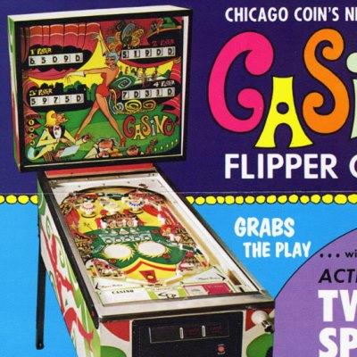 casino pinball chicago coin
