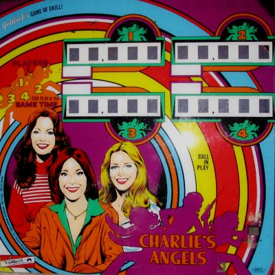 gottlieb, charlies angels, pinball, sales, price, date, city, condition, auction, ebay, private sale, retail sale, pinball machine, pinball price