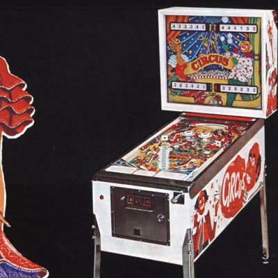 zaccaria, circus, pinball, sales, price, date, city, condition, auction, ebay, private sale, retail sale, pinball machine, pinball price