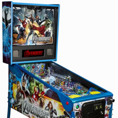 stern, the avengers, pinball, sales, price, date, city, condition, auction, ebay, private sale, retail sale, pinball machine, pinball price