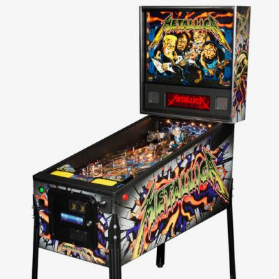 stern, metallica, pinball, sales, price, date, city, condition, auction, ebay, private sale, retail sale, pinball machine, pinball price