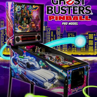 stern, ghostbusters, pinball, sales, price, date, city, condition, auction, ebay, private sale, retail sale, pinball machine, pinball price